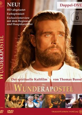 "DVD Cover ""Der Wunderapostel"""