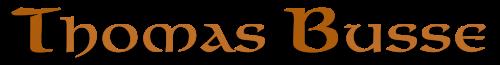 Logo Thomas Busse